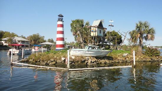 Monkey Island Sc Location