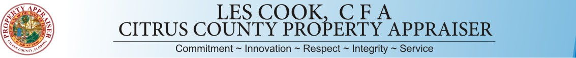 Citrus County Property Appraiser